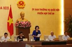 Clôture de la 50e reunion du Comité permanent de l'AN