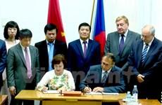 La 5e session du Comité intergouvernemental Vietnam-République tchèque