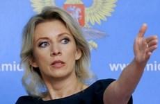 Mer Orientale : Moscou pour un règlement politico-diplomatique