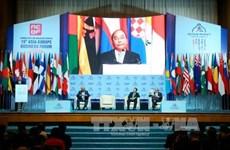 Le Premier ministre au 15e Forum d'affaires Asie-Europe