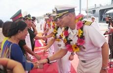 Le programme de partenariat du Pacifique 2016 lancé à Da Nang