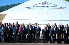 Clôture du 11e Sommet Asie-Europe
