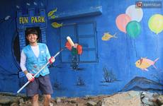 Trung Thanh, le hameau aux fresques murales