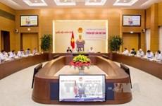 Huitème réunion du Conseil électoral national