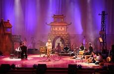Ouverture du festival artistique de 5 pays de l'ASEAN à Quang Tri