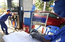 Baisse du prix des carburants