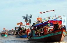 Ben Tre : le festival de Nghing Ong inscrit au patrimoine national