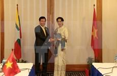 Vietnam et Myanmar conviennent de dynamiser leur coopération