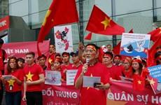Les Vietnamiens en R. de Corée dénoncent les actes illégaux de la Chine en Mer Orientale