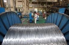 L'indice de la production industrielle de Hanoi en hausse de 7% depuis janvier