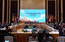 L'ASEAN renforce sa coopération avec ses partenaires