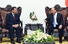 L'ambassadeur cambodgien s'engage à œuvrer pour l'essor des relations bilatérales