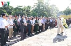 A la mémoire des Morts pour la Patrie au Laos et au Cambodge