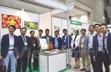 Sept entreprises de Lâm Dông promeuvent leurs produits au Japon