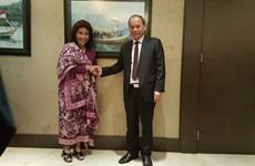 Vietnam et Indonésie coopèrent dans les affaires maritimes et la pêche