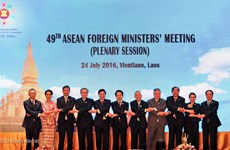 "L'ASEAN ""continue de se préoccuper"" de la situation en Mer Orientale"