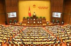 La 1ère session de la XIVe législature de l'AN a vidé son ordre du jour