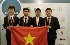 Olympiades internationales de Chimie: deux médailles d'or pour le Vietnam