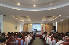 Mise en œuvre de programmes visant à promouvoir l'industrie auxiliaire