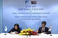 Daikin: un investissement supplémentaire de 93,6 millions de dollars au Vietnam