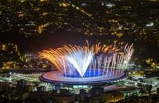 Ouverture des Jeux olympiques de Rio