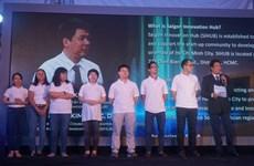 Le Centre d'innovation de Saigon ouvre ses portes