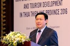 Conférence sur la promotion touristique de Thua Thien-Hue