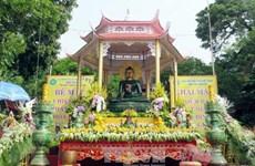 La statue du Bouddha de Jade pour la paix universelle à Thai Nguyen