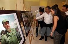 Exposition de photos sur les relations de coopération Vietnam-Cuba