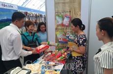 La Foire des marchandises vietnamiennes en Thaïlande