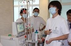 Un nouveau centre de dialyse ouvre ses portes à Hô Chi Minh-Ville