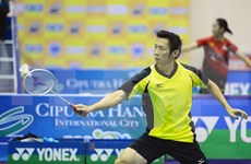 Rio 2016 :  Le N°1 vietnamien de badminton, Tien Minh, s'arrête
