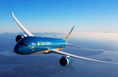 Vietnam Airlines va ouvrir une ligne directe vers les États-Unis en 2018