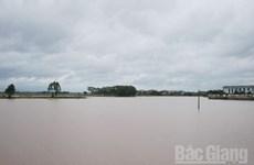 Bac Giang subit des pluies diluviennes