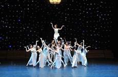 Ballet de Balanchine à l'Opéra d'Ho Chi Minh-Ville