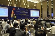Des chercheurs vietnamiens et étrangers discutent de la question de la Mer Orientale