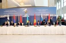 L'ALE Vietnam-Union économique eurasiatique entrera en vigueur en octobre