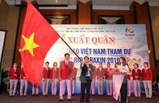 La délégation sportive vietnamienne en a terminé avec Rio 2016