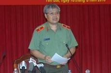 Attentat à Yen Bai : la police locale lance une procédure pénale