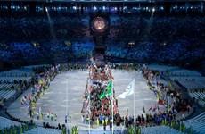 Cérémonie de clôture riche en couleurs des Jeux Olympiques de Rio 2016