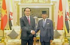 Déclaration commune Vietnam-Brunei