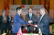 Forum d'affaires Vietnam-Brunei