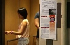 Singapour annonce 40 nouveaux cas d'infection au virus Zika