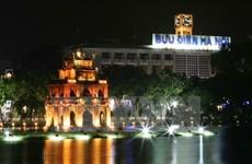 Représentations artistiques autour du lac Hoan Kiem