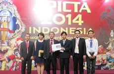 Des produits vietnamiens des TI vont au Prix APICTA 2016
