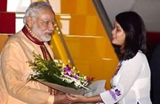 Le Premier ministre indien entame sa visite officielle au Vietnam