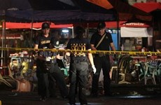Philippines: un attentat à la bombe fait 14 morts à Davao, ville du président