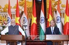 Le Vietnam et l'Inde ont établi leur partenariat stratégique intégral