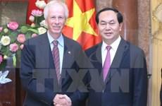 Renforcement de la coopération Vietnam-Canada