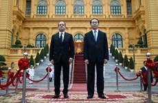 Déclaration commune Vietnam – France